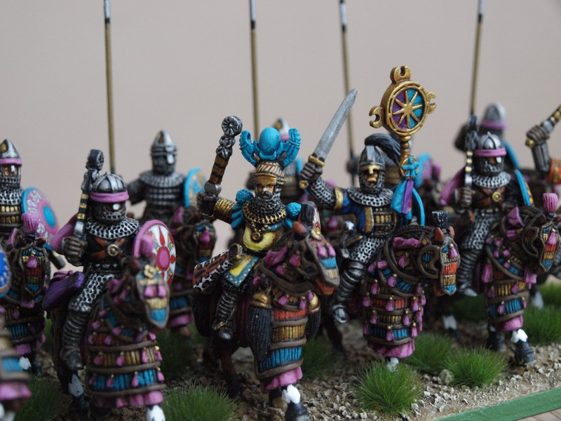 Cataphracts front
