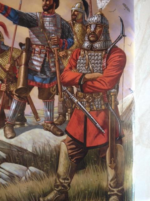 Huns in Byzantine service