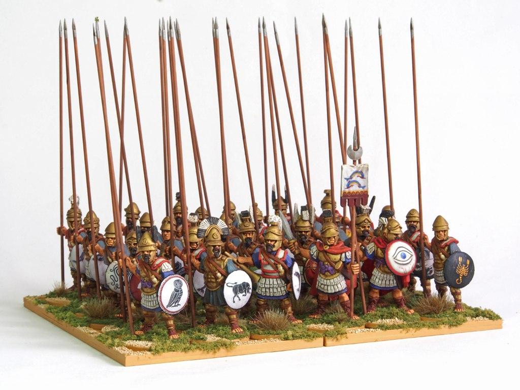 Tarrentine Phalanx.