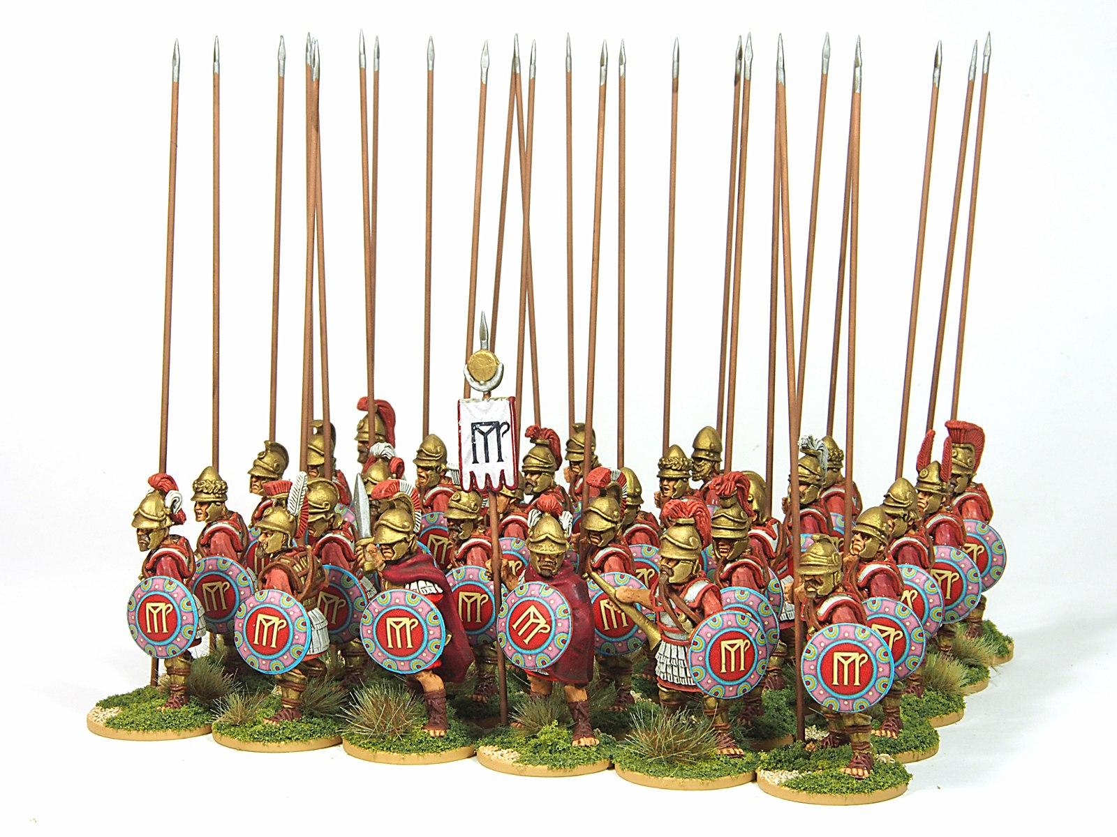 Pyrrhic Phalanx