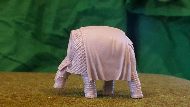 Elephant body 3