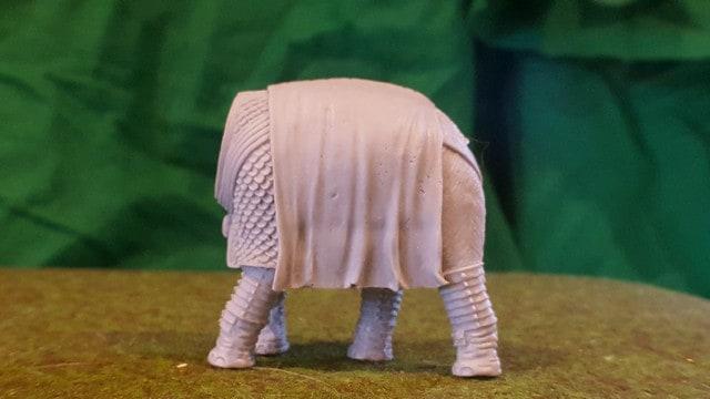 Elephant body 4