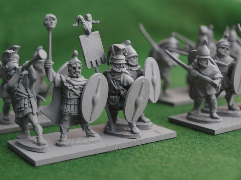THR01 Thracian command pack