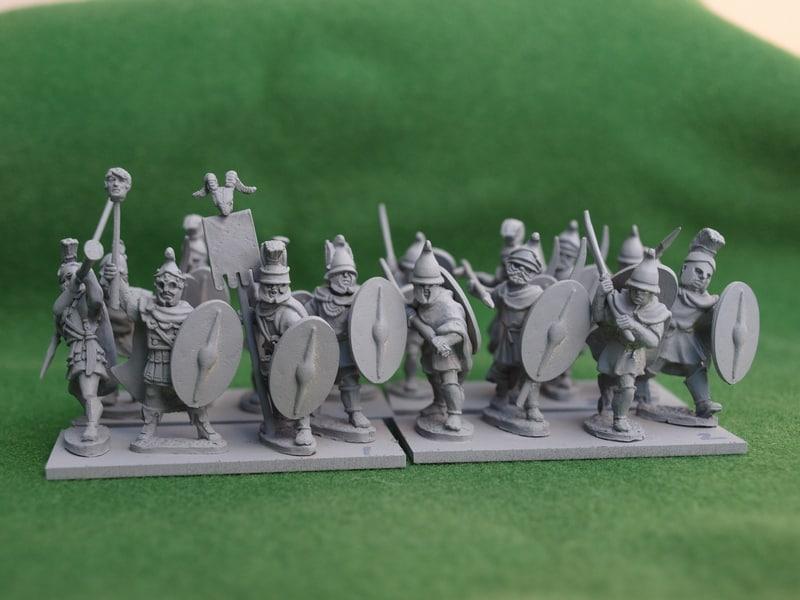 UD85 Thracian Merc unit