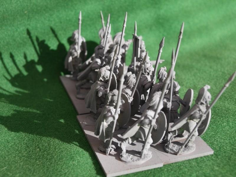 Aventine Miniatures Thureophoroi side
