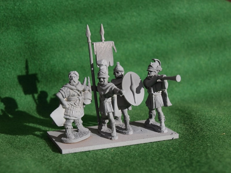 Aventine Miniatures Thureophoroi TH01