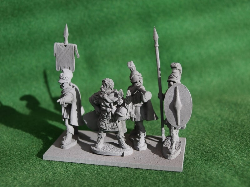 Aventine Miniatures Thureophoroi TH01a