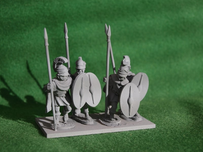 Aventine Miniatures Thureophoroi TH02