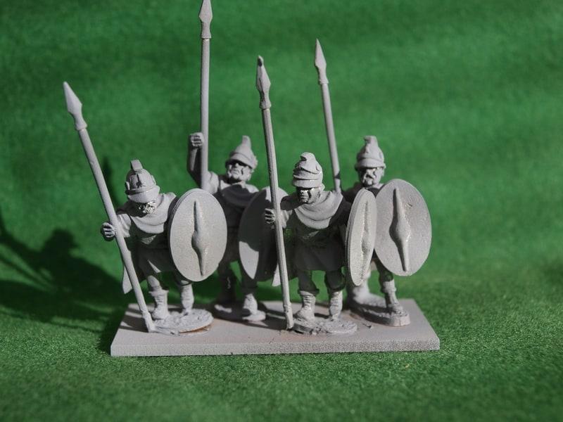 Aventine Miniatures Thureophoroi TH02