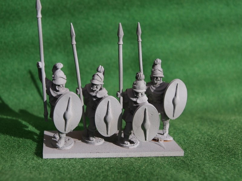 Aventine Miniatures Thureophoroi TH02a