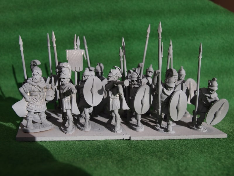 Aventine Miniatures Thureophoroi unit deal UD86