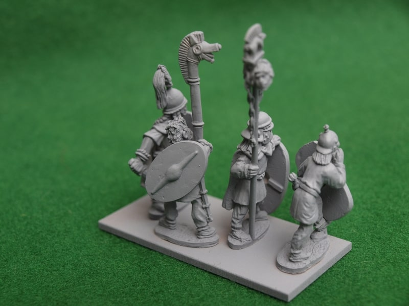 Aventine Miniatures – 28mm White Metal Miniatures for the