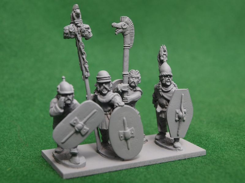 Galatian GAL06 Unarmoured Command